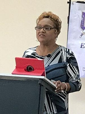 Apostle Barbara Evans