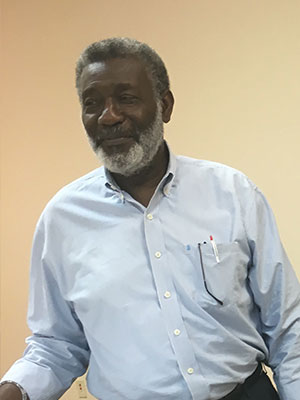 Pastor Oliver Greer