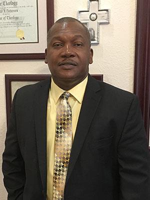 Dr. Gerald Patterson